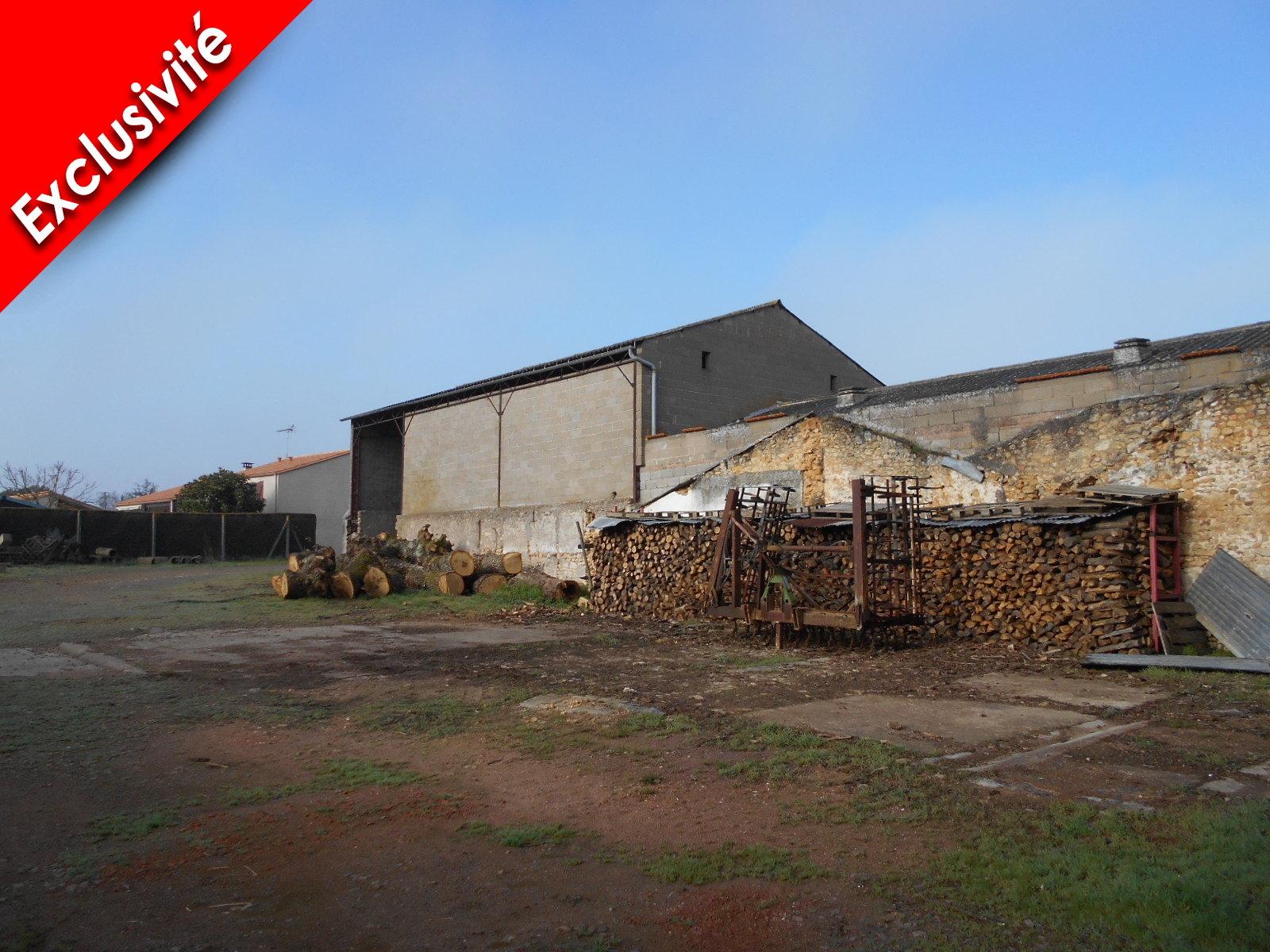 Sale Plot of land - Saint-Jacques-de-Thouars