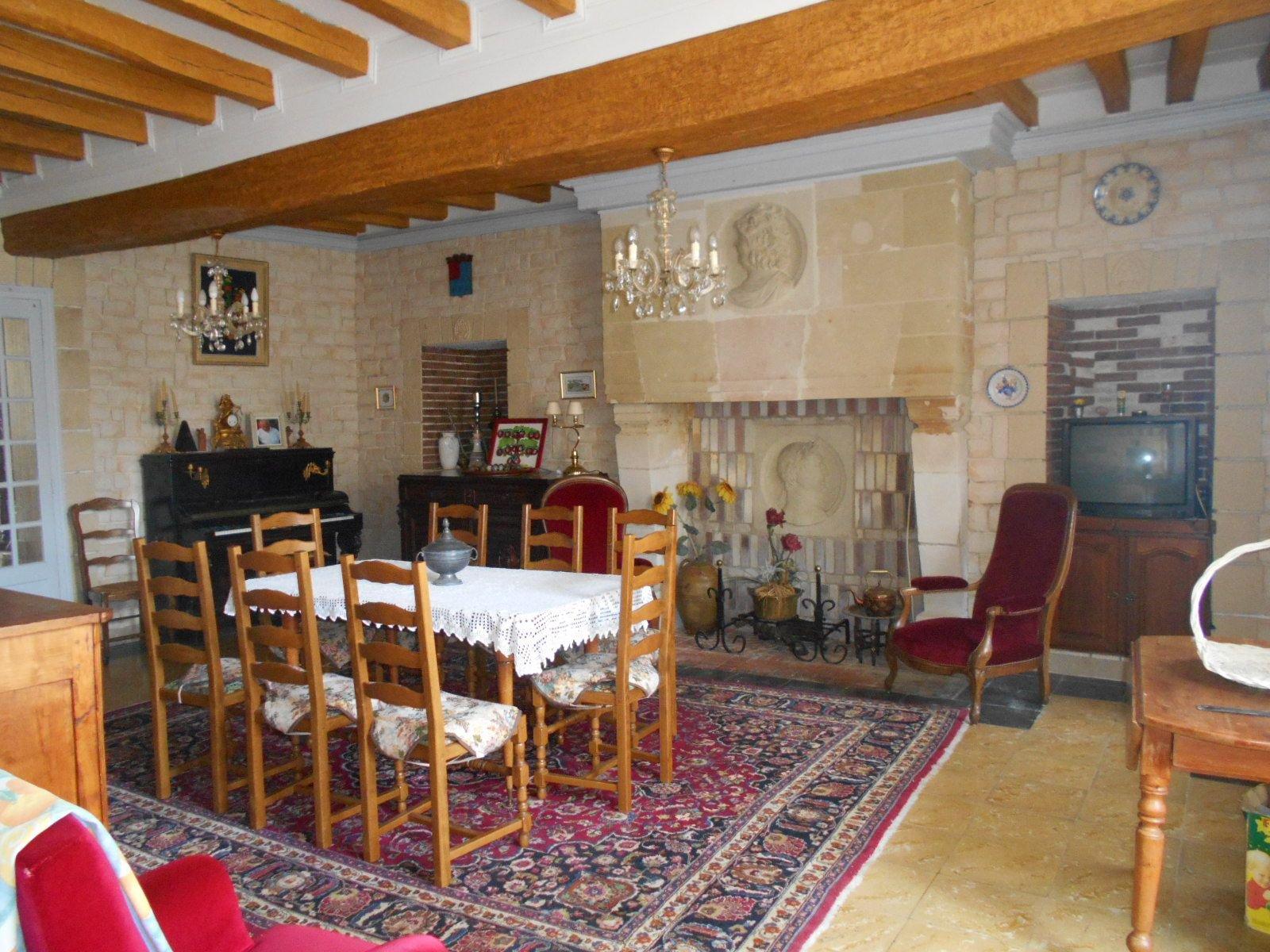 Ravissante demeure au coeur de Thouars