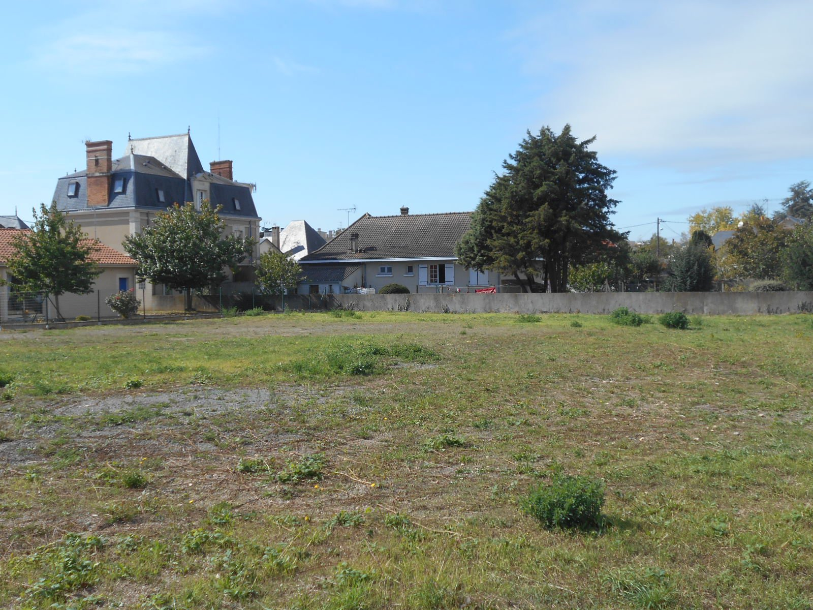 Sale Plot of land - Thouars