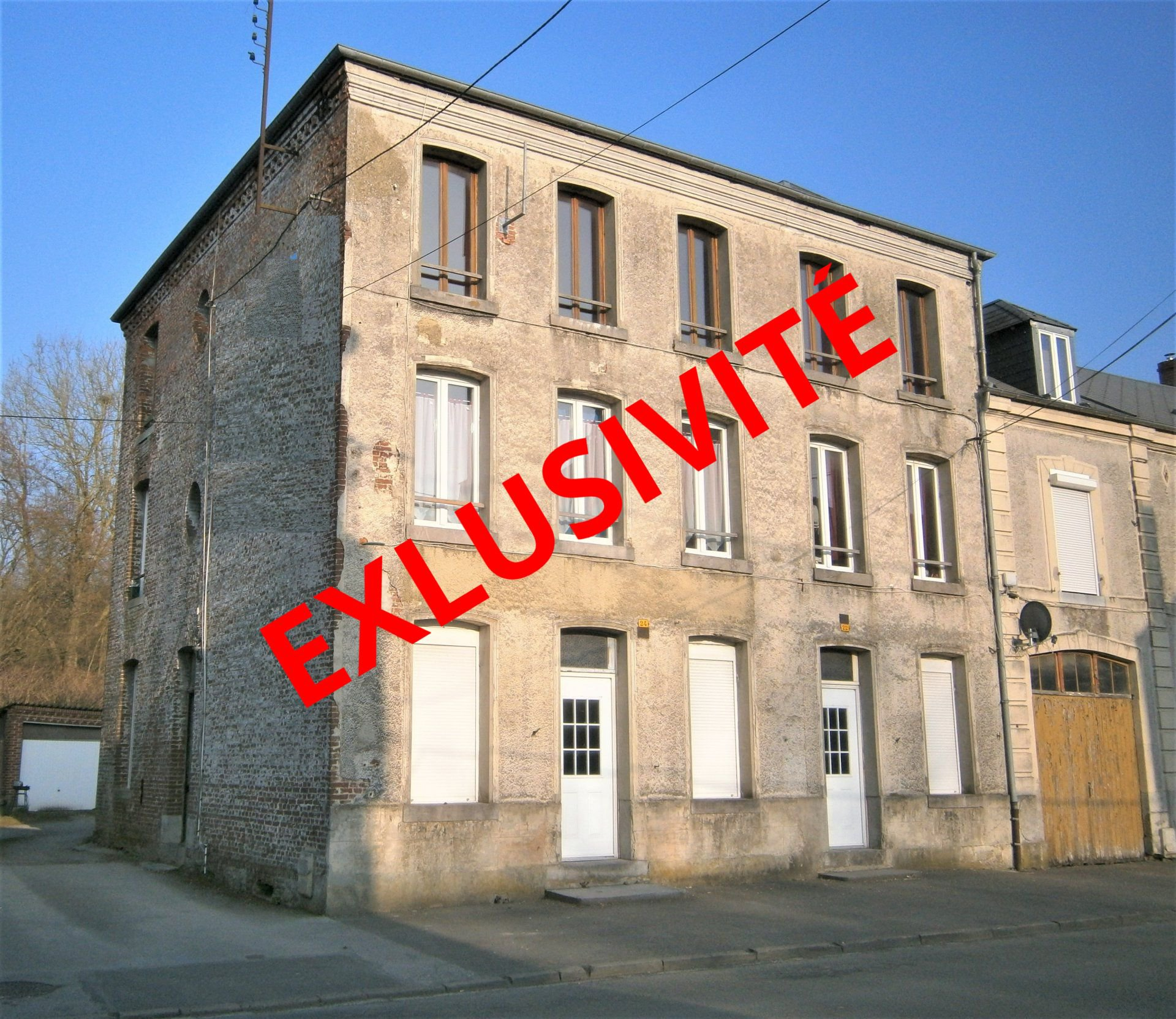 Immeuble  Avesnes-sur-helpe