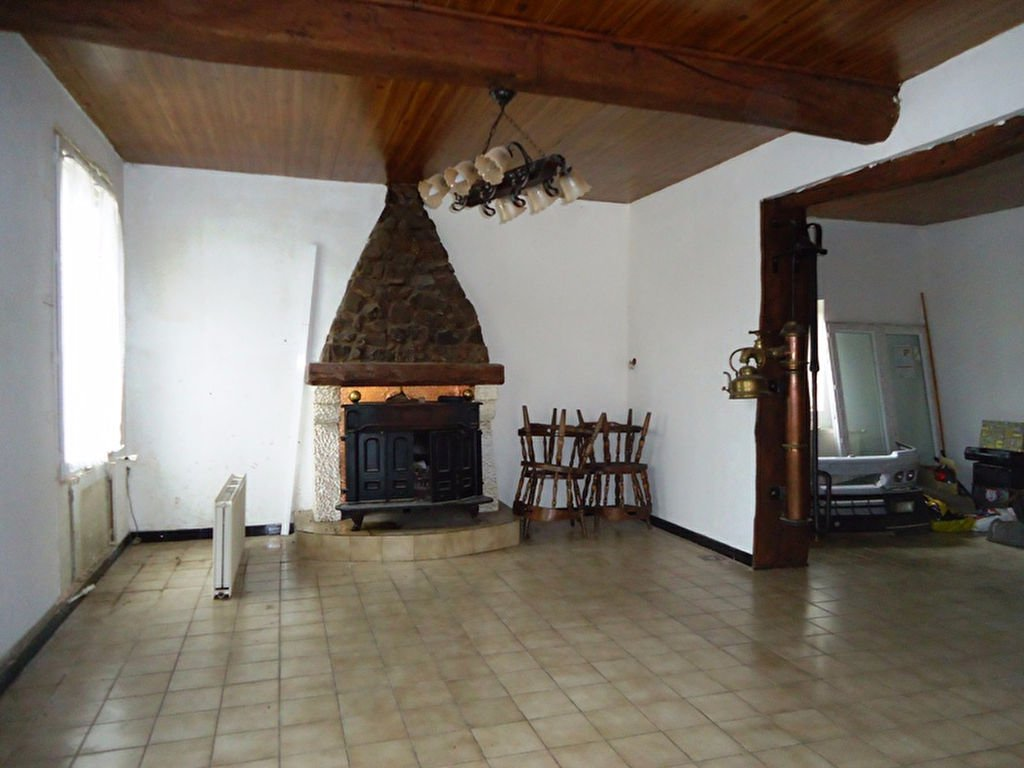 Maison Individuelle à rénovér 2 chambres