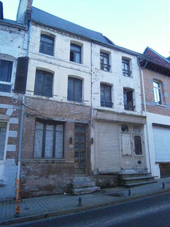 Immeuble à rénover entièrement - AVESNES SUR HELPE