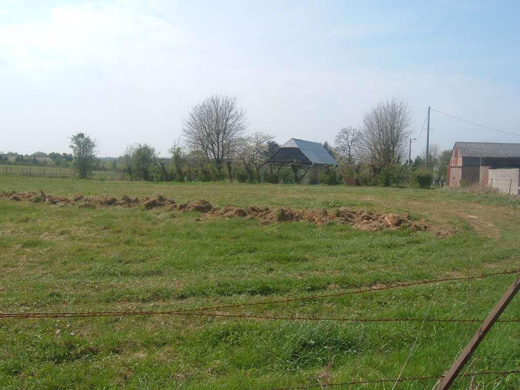 Terrain à Bâtir à 10min de Vervins