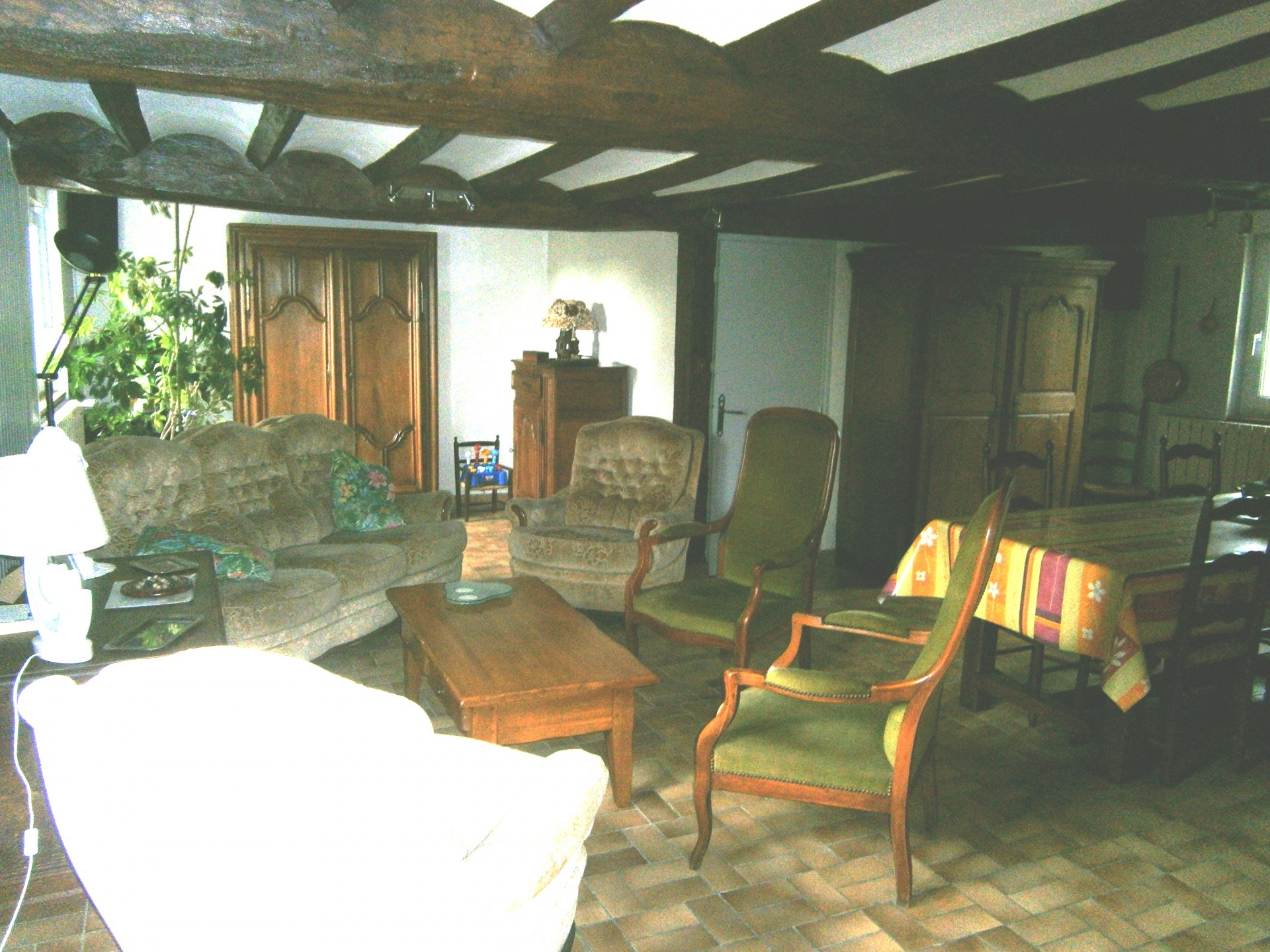 Maison Individuelle Bas-lieu