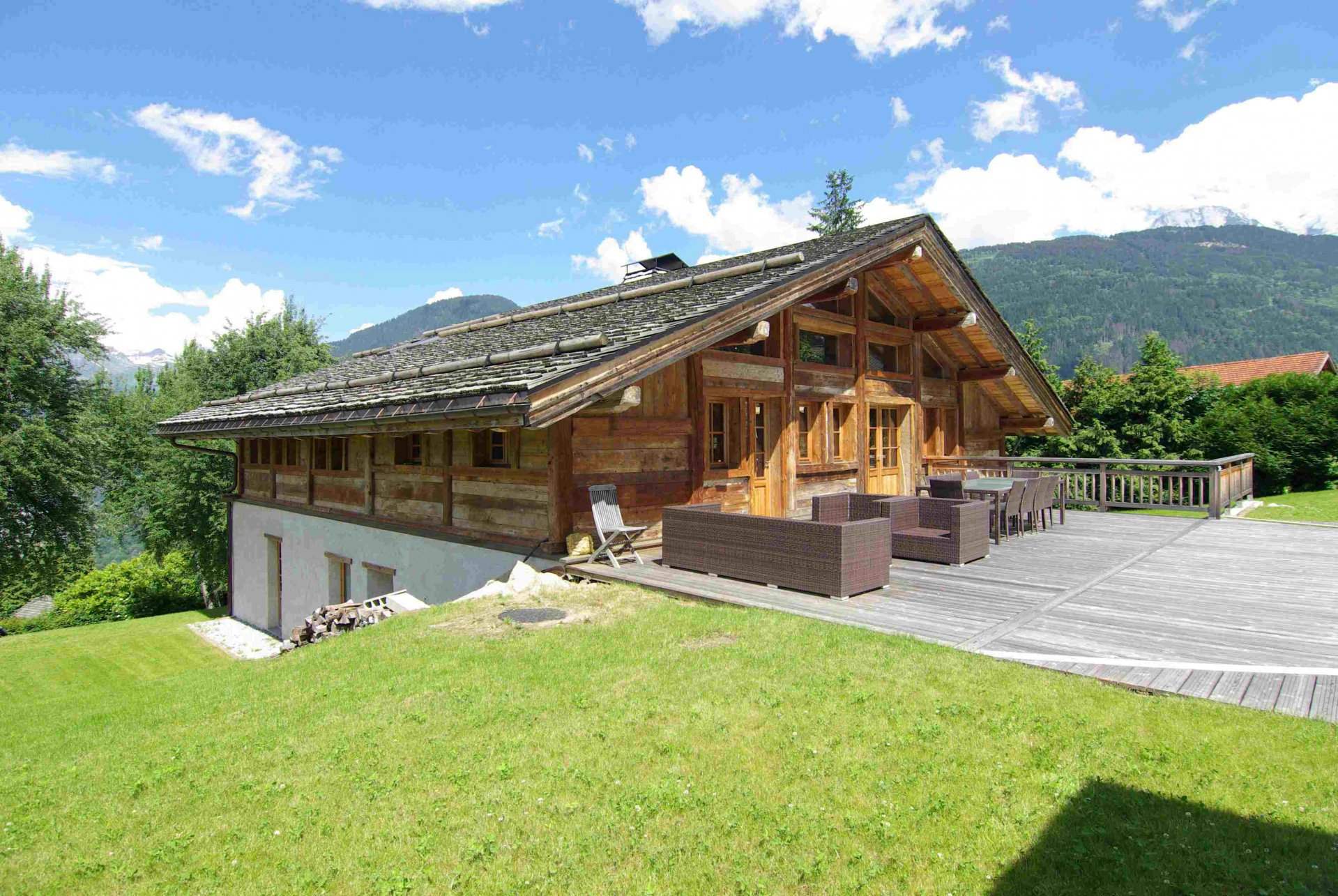 Farmhouse 5 en-suite bedrooms Saint-Gervais Mont-Blanc