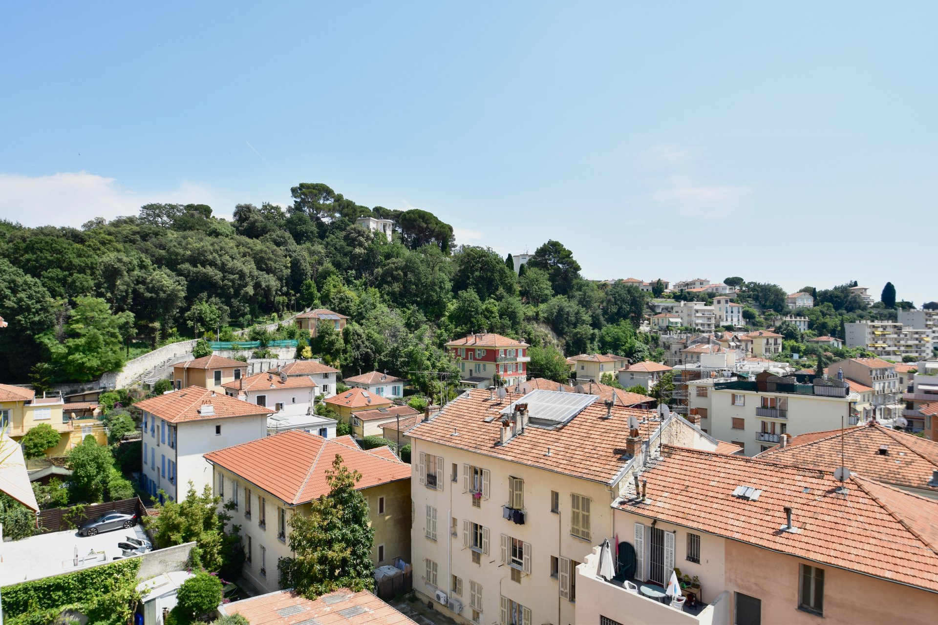 Nice Nord / Chambrun 2 Bedrooms New Terrace City View Hills and Sea