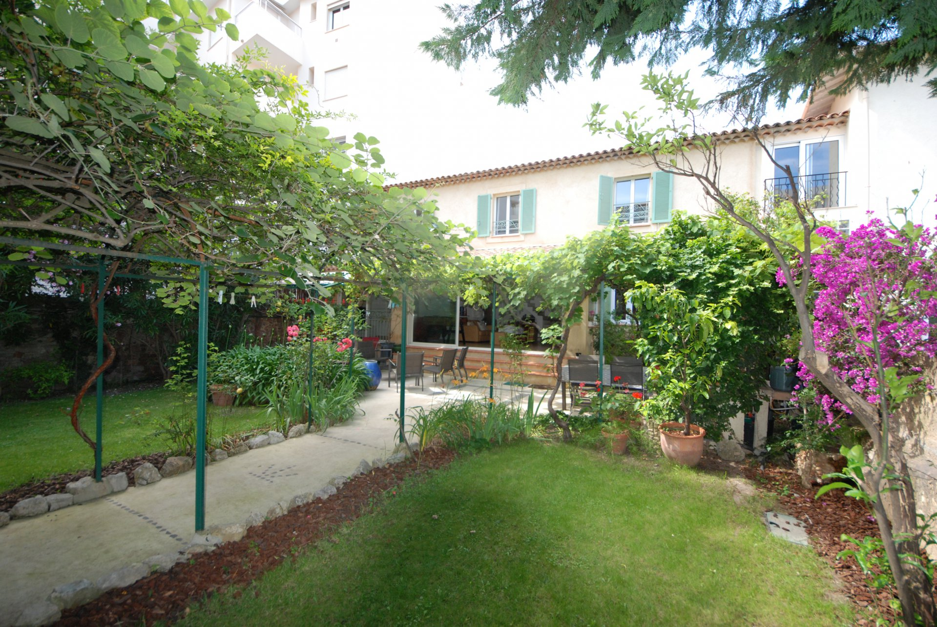congress rental beach house 4 bedroom Palm Beach Cannes