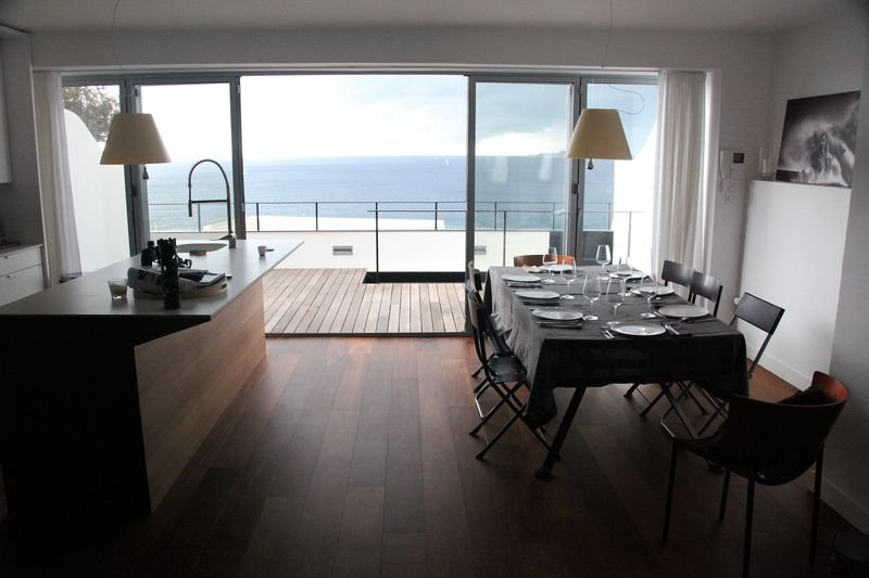 Stunning Roucas Blanc - Marseille - townhouse 2 bedrooms, panoramic views