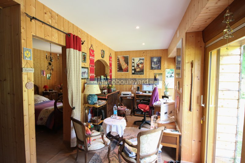 Maison avec maison d'amis à vendre à Arleuf dans le Morvan