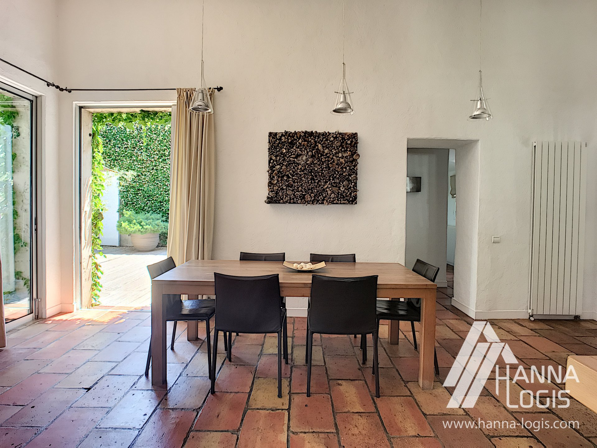 Seasonal rental Villa - Antibes