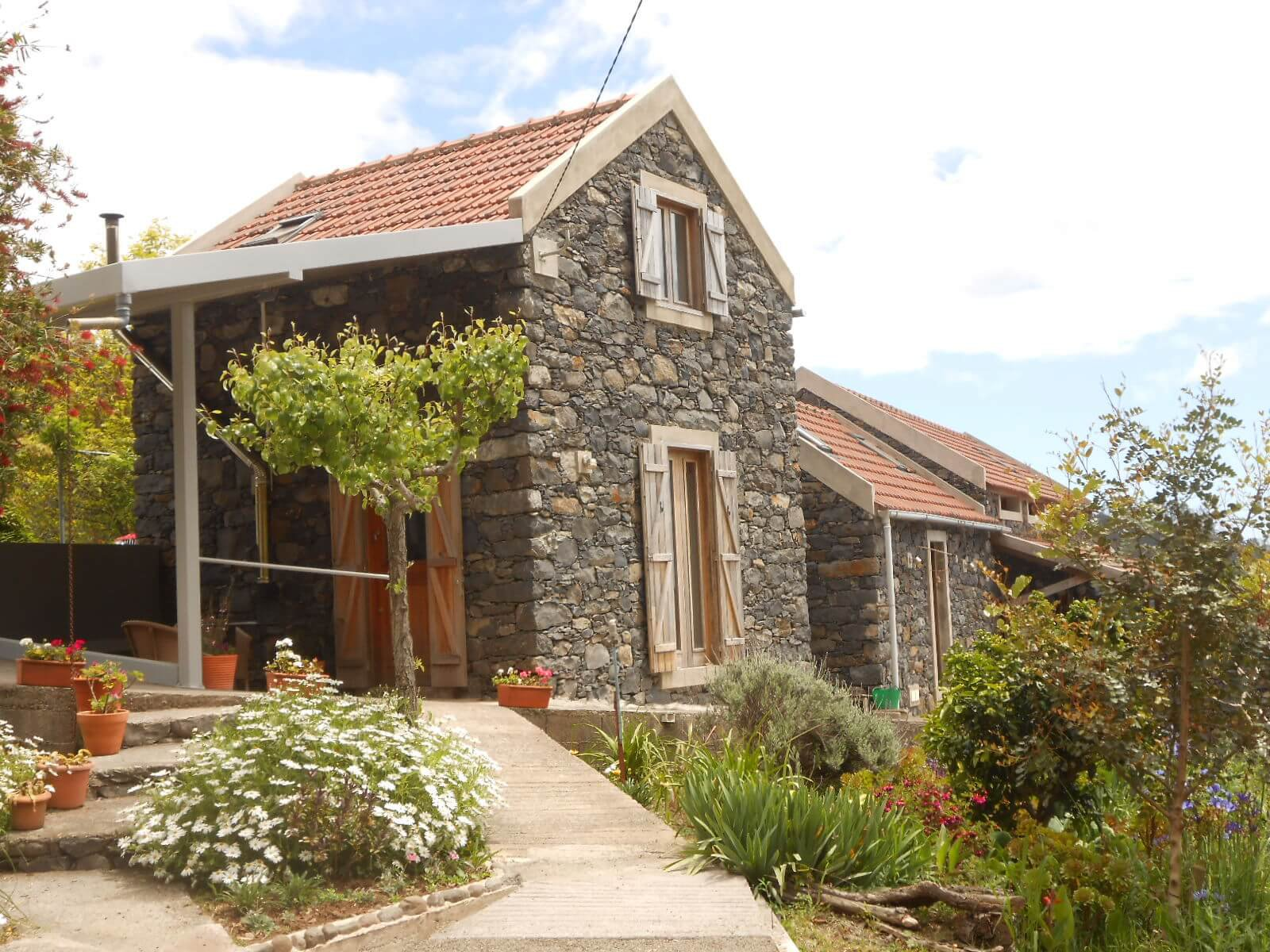Unique in Madeira, House and Guest House in Natural Stones