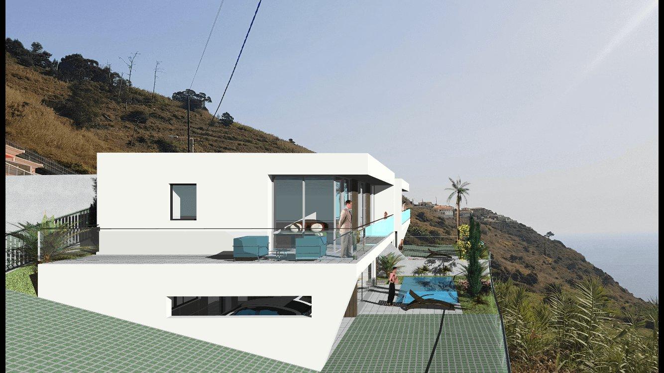 Magnifique Maison Moderne T3 Neuve Semi Mitoyenne De 170 M2 Avec