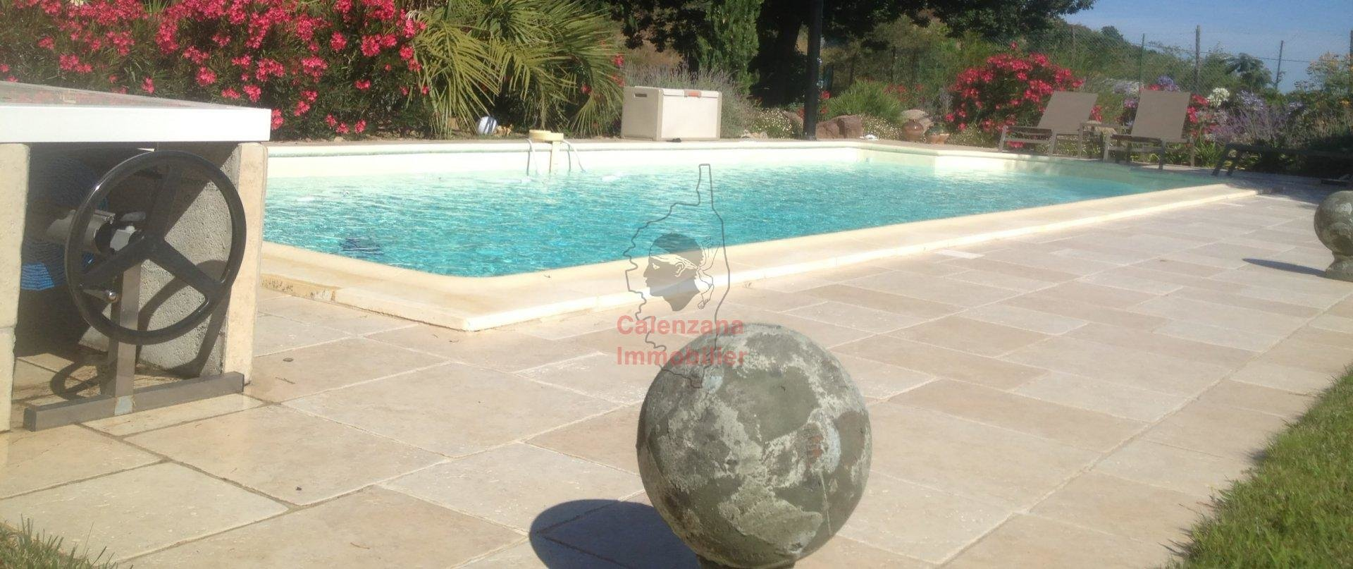 Seasonal rental Villa - Calenzana
