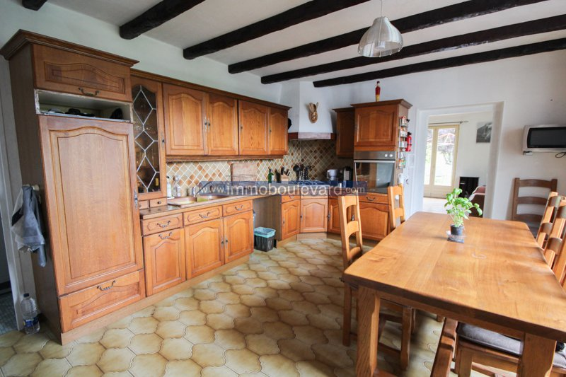 Spacious house for sale in Moux en Morvan in Burgundy