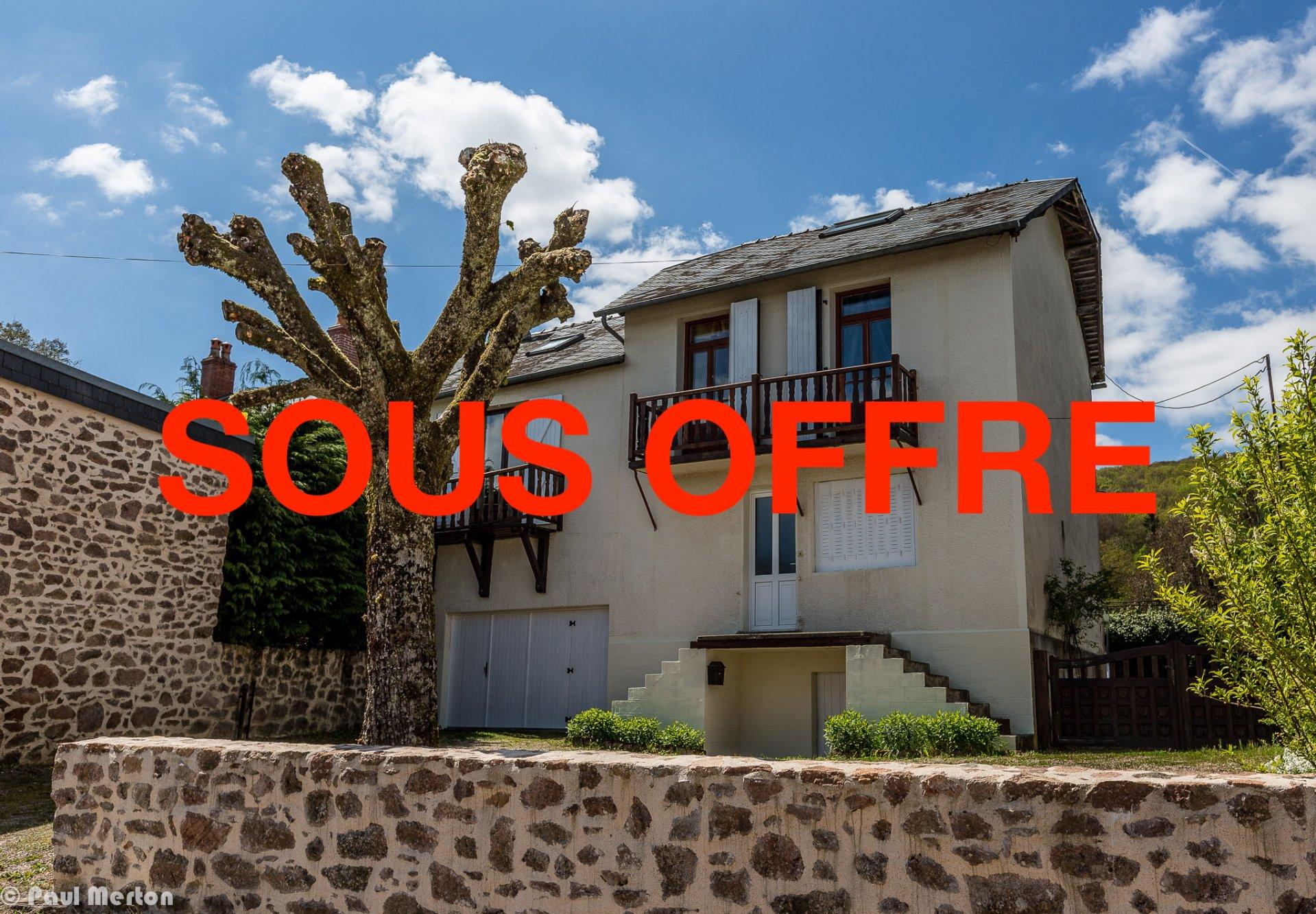 Geräumige Haus zum verkauf im Moux en Morvan in Burgund