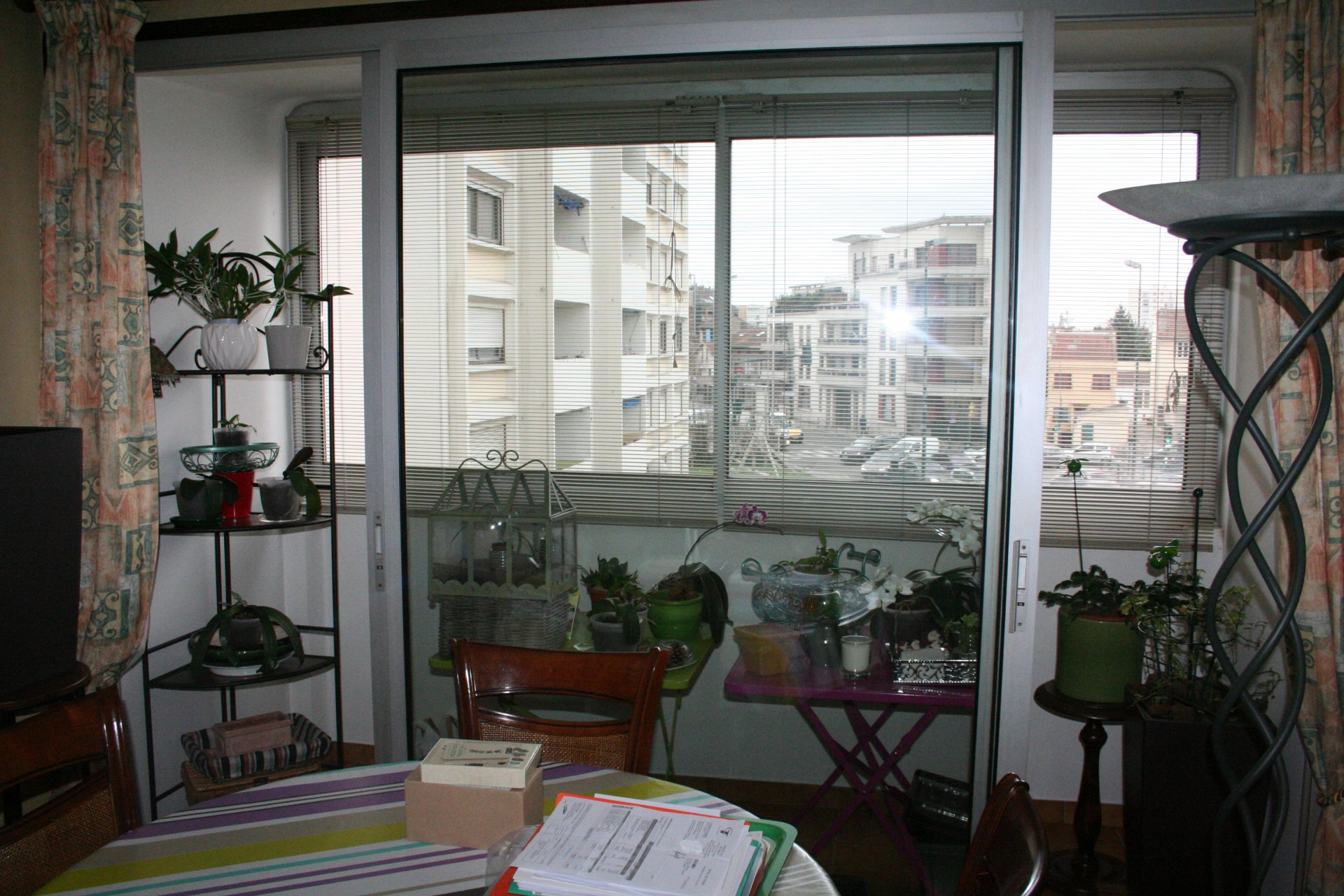 Appartement 3 chambres parking
