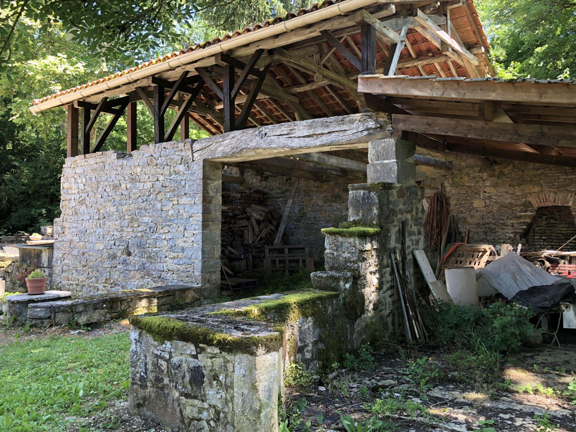 Moulin du 13e siècle