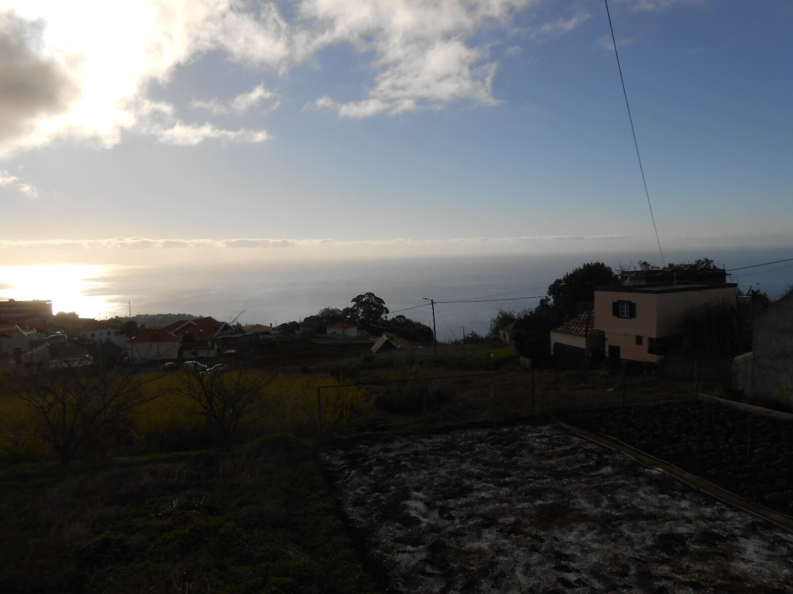 Typical Maderian T2 House in Natural Stones of 60m2 to Renovate, Ideal for a Project of Holyday Home with 640 m2 of Land and Sea View in Ponta do Sol.