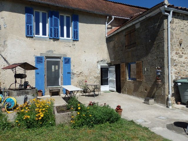 Village house with Beautiful Valley Views and Gîte Potential