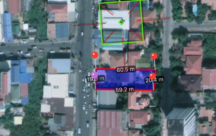Land For Sale At Toul Kork
