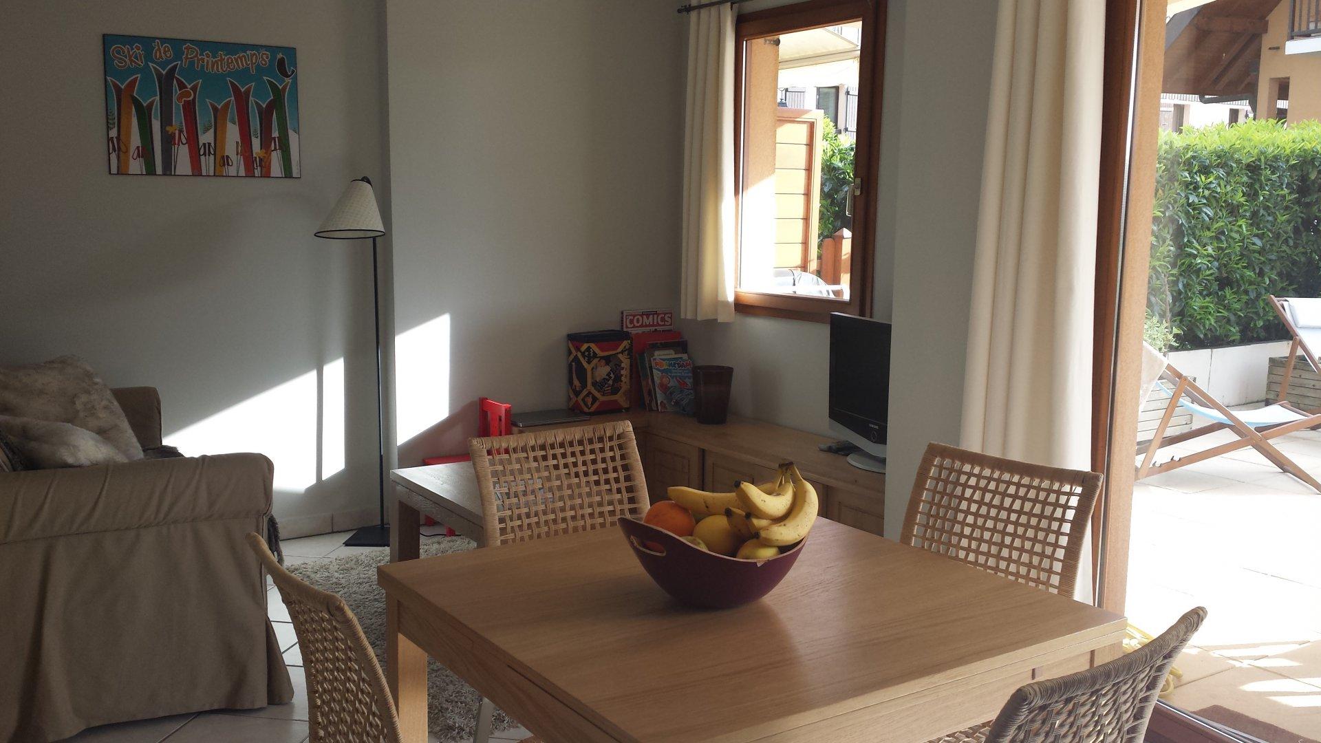 Location saisonnière Appartement - Menthon-Saint-Bernard
