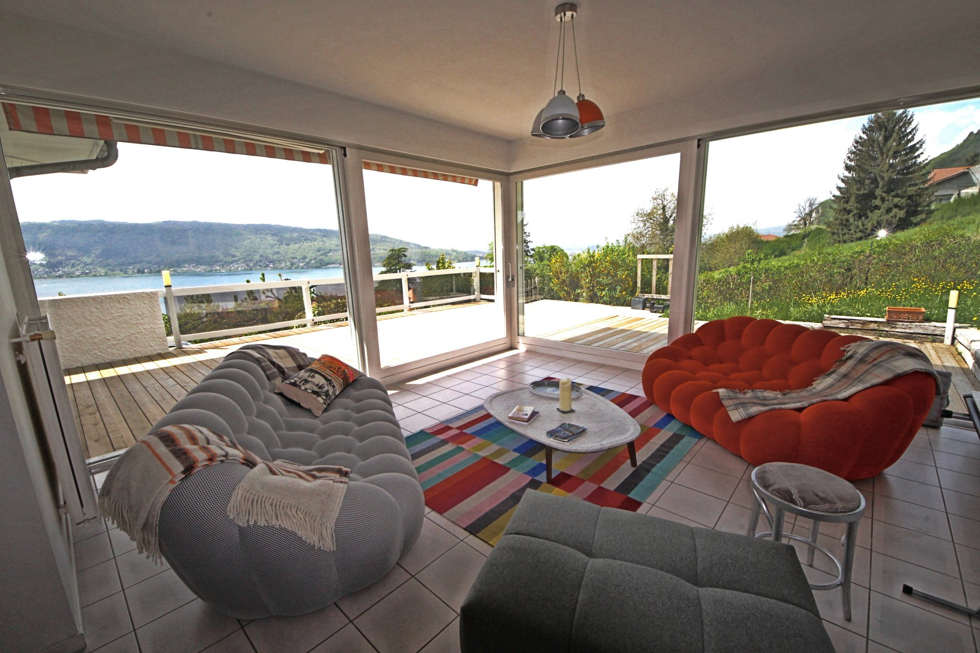 Seasonal rental Villa - Veyrier-du-Lac
