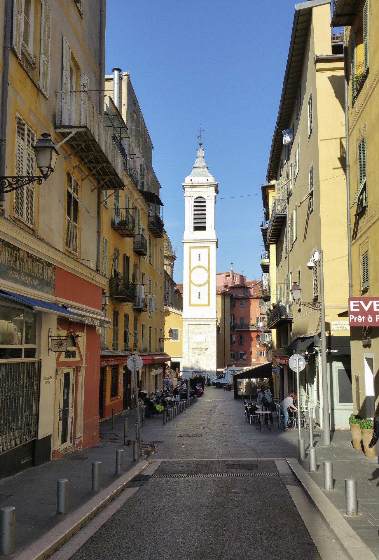 Appartement divisé en 2 - Vieux Nice