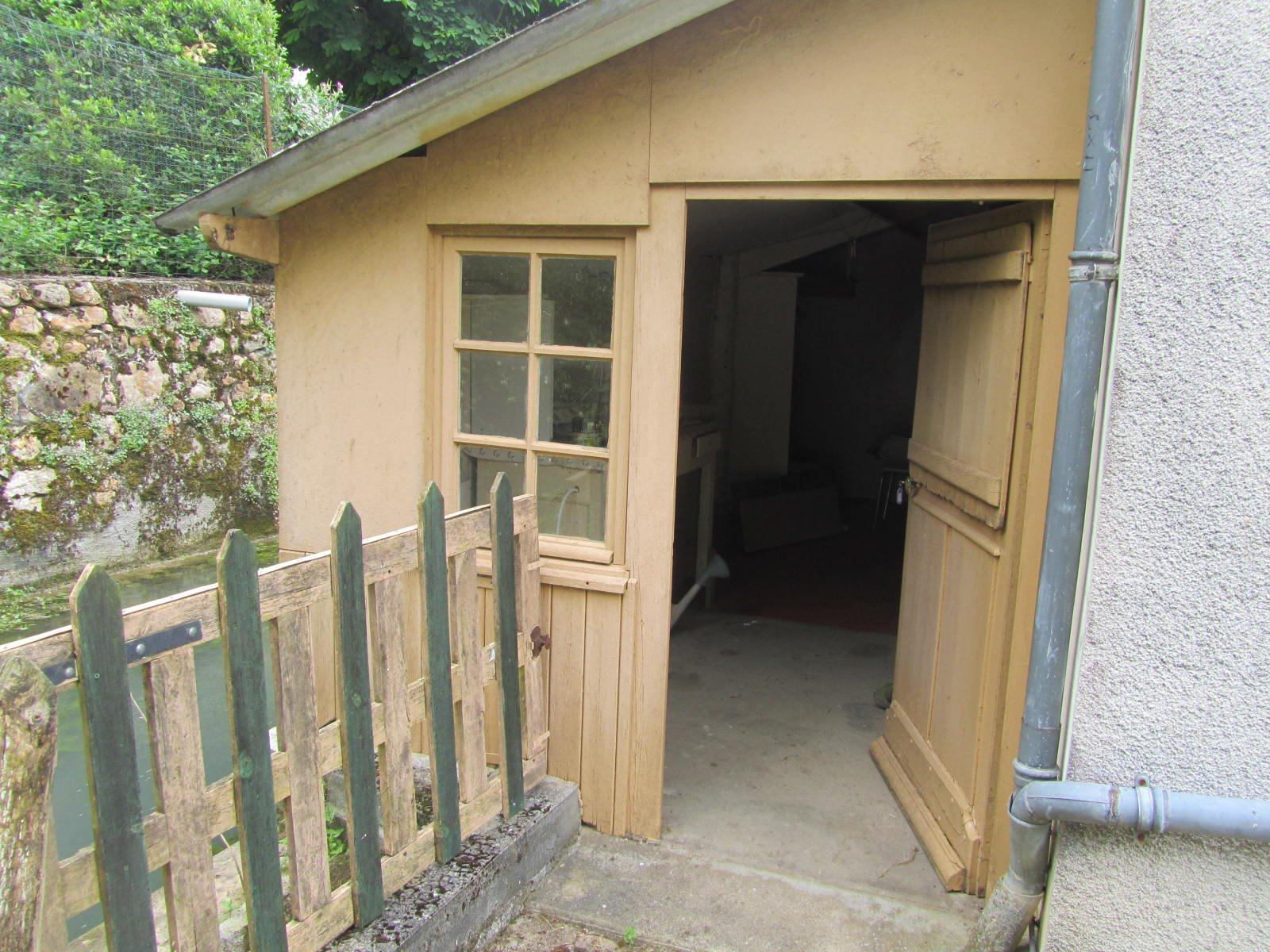Maison de village indépendante