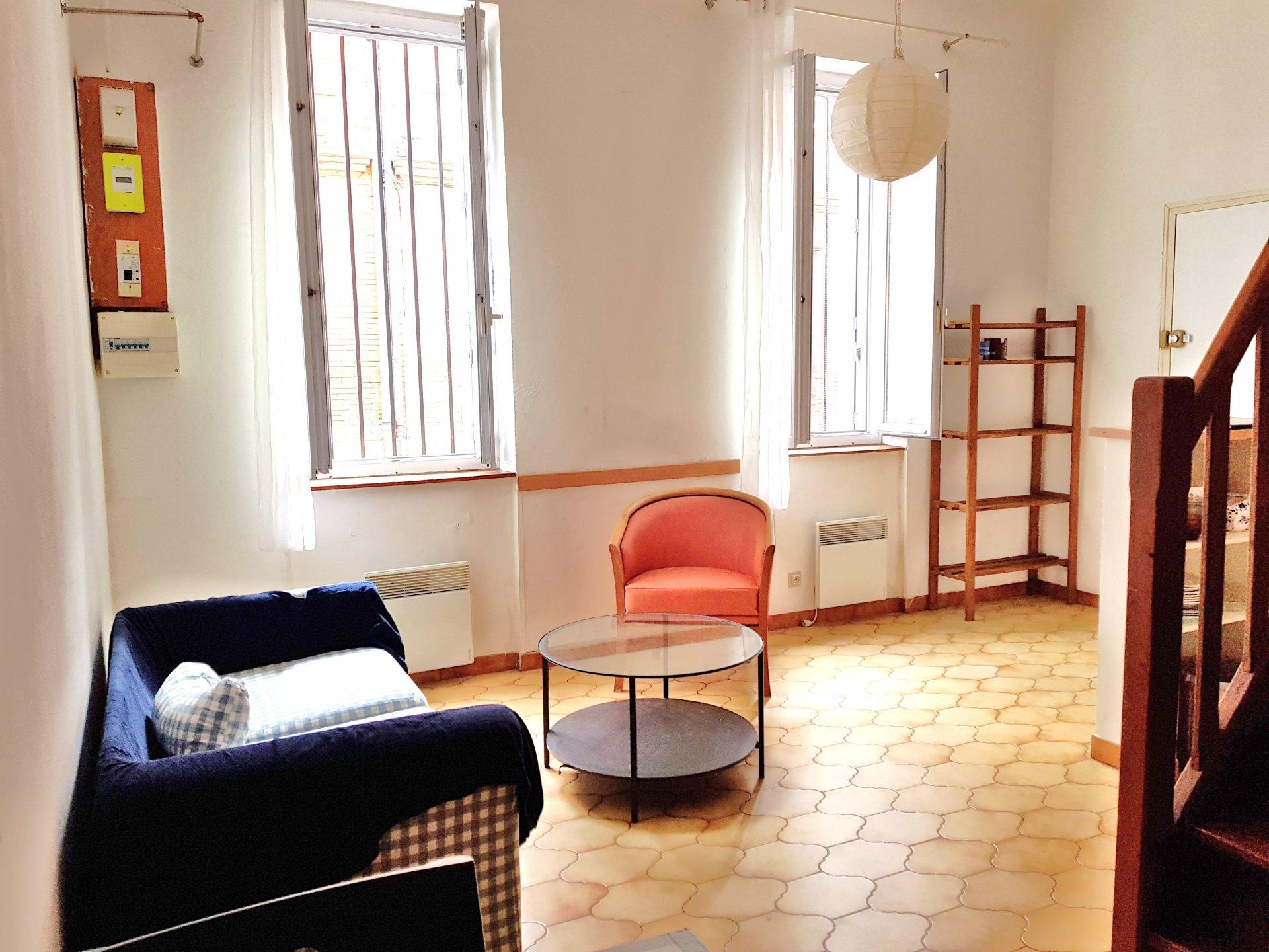 T1 meublé  - 26m² - TOULOUSE PALAIS DE JUSTICE