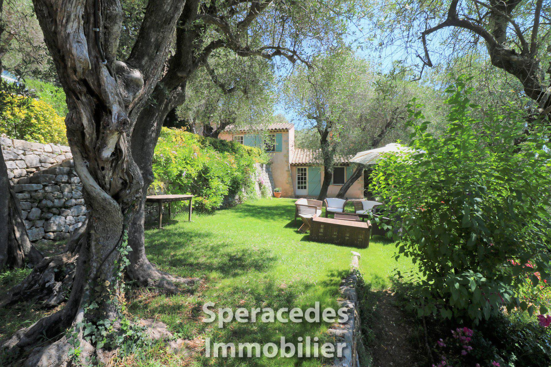Charming annexe and the garden