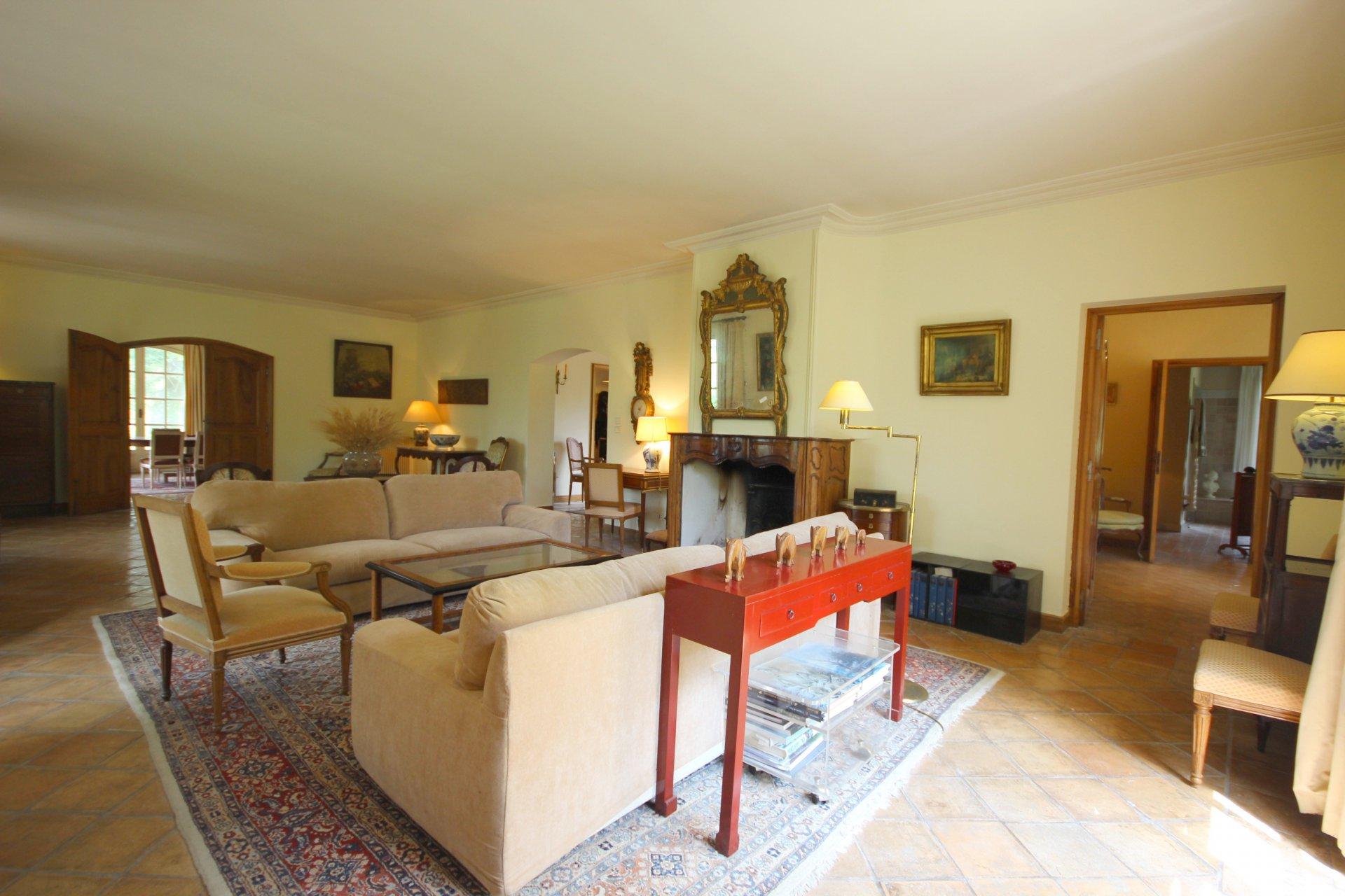 Villa provençale de charme et de caractère