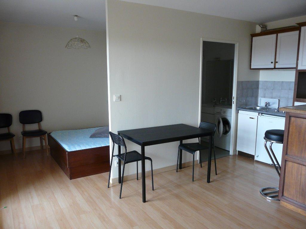 T1 Bis meublé  35m² + parking
