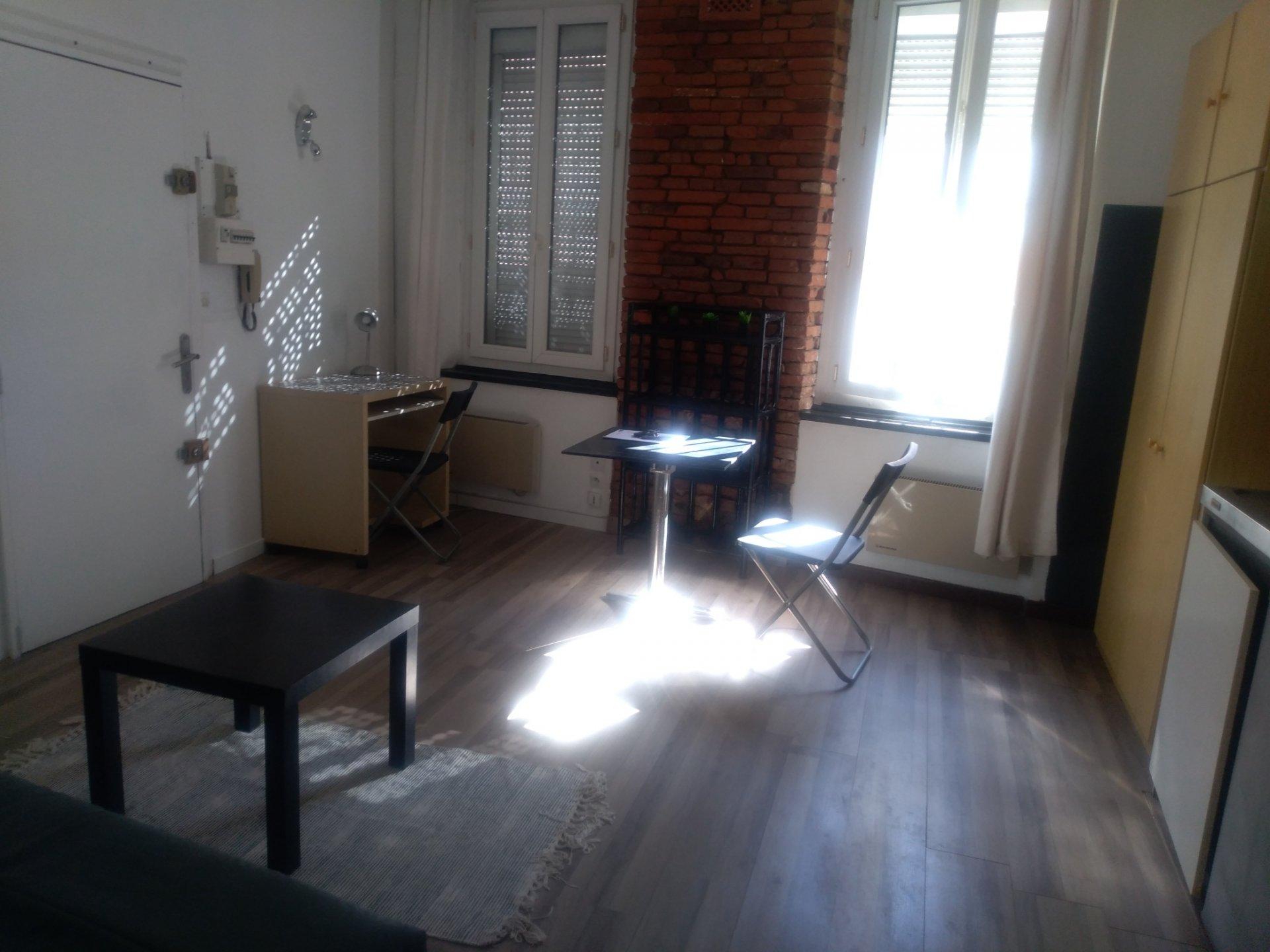 Les Chalets Studio meublé 22m²
