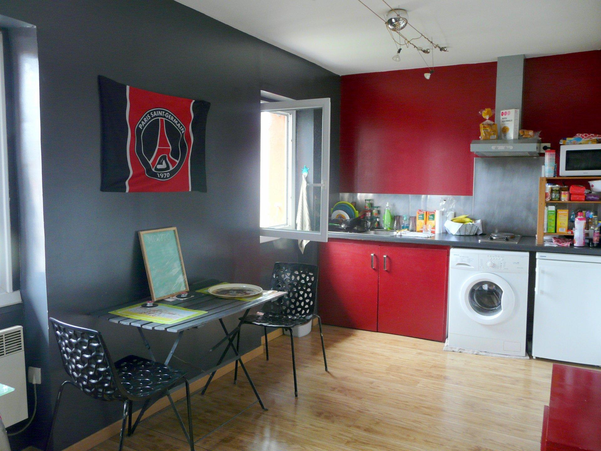 BONNEFOY Studio meublé  28m²