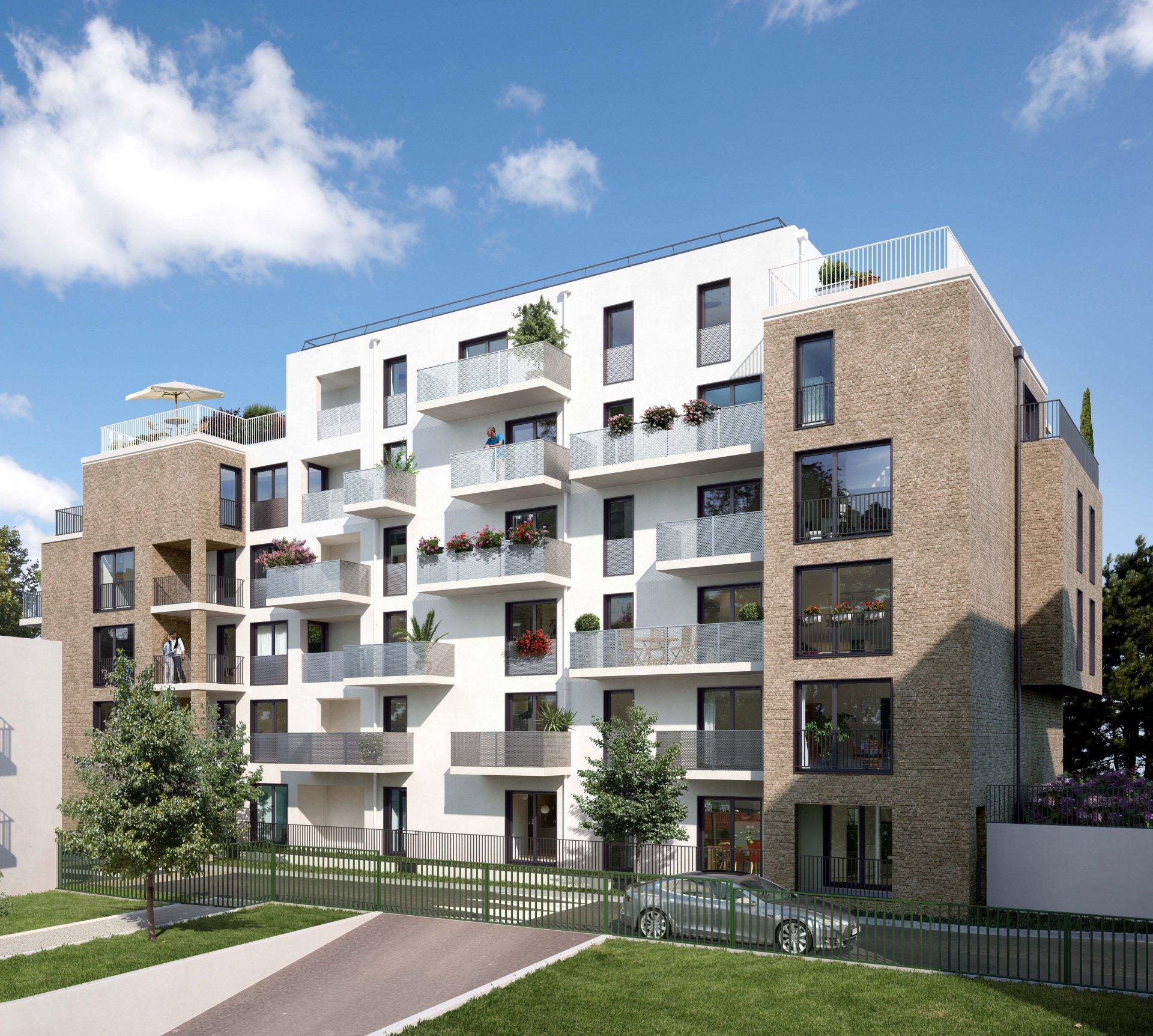 Programme Immeuble - Noisy-le-Sec