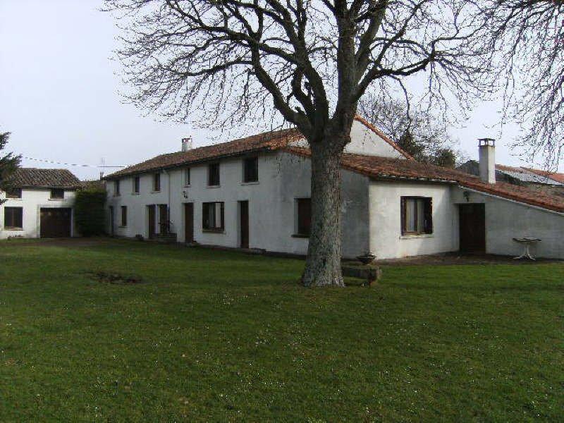 Sale House - La Faye