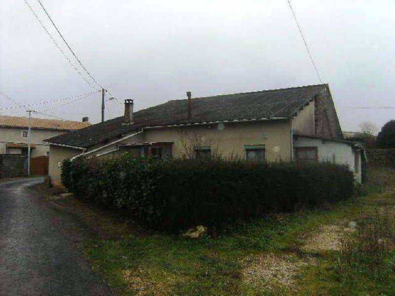 Sale House - Saint-Macoux