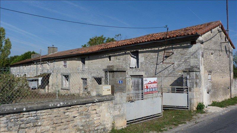 Vente Maison - Salles De Villefagnan