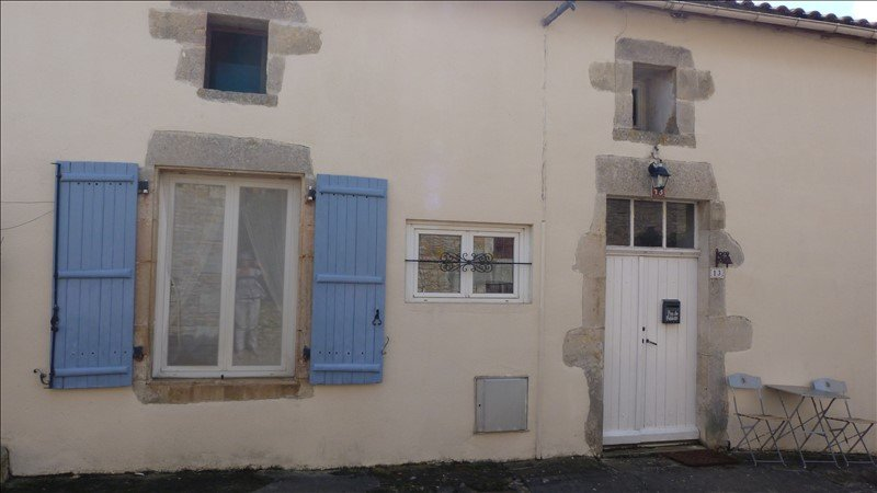 Sale House - Nanteuil En Vallee