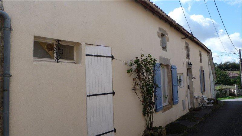 Sale House - Nanteuil-en-Vallée