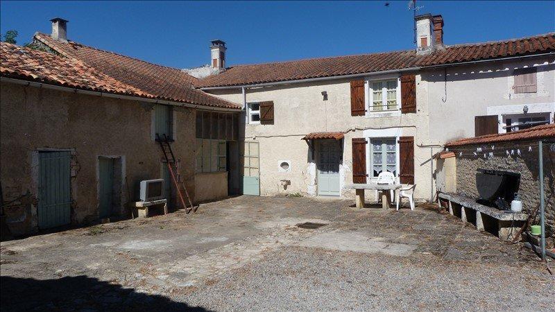 Vente Maison - Villefagnan
