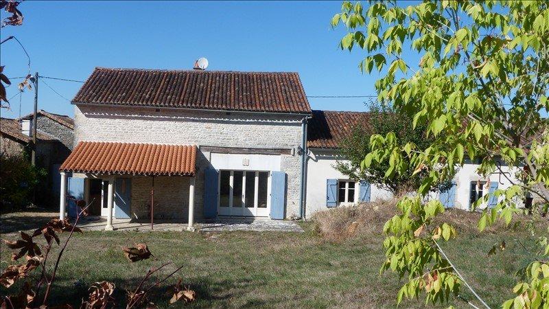 Sale House - Nanteuil En Vallee
