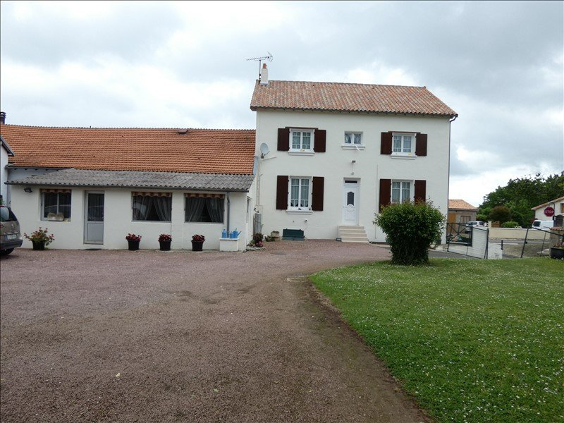 Vente Maison - Les Adjots