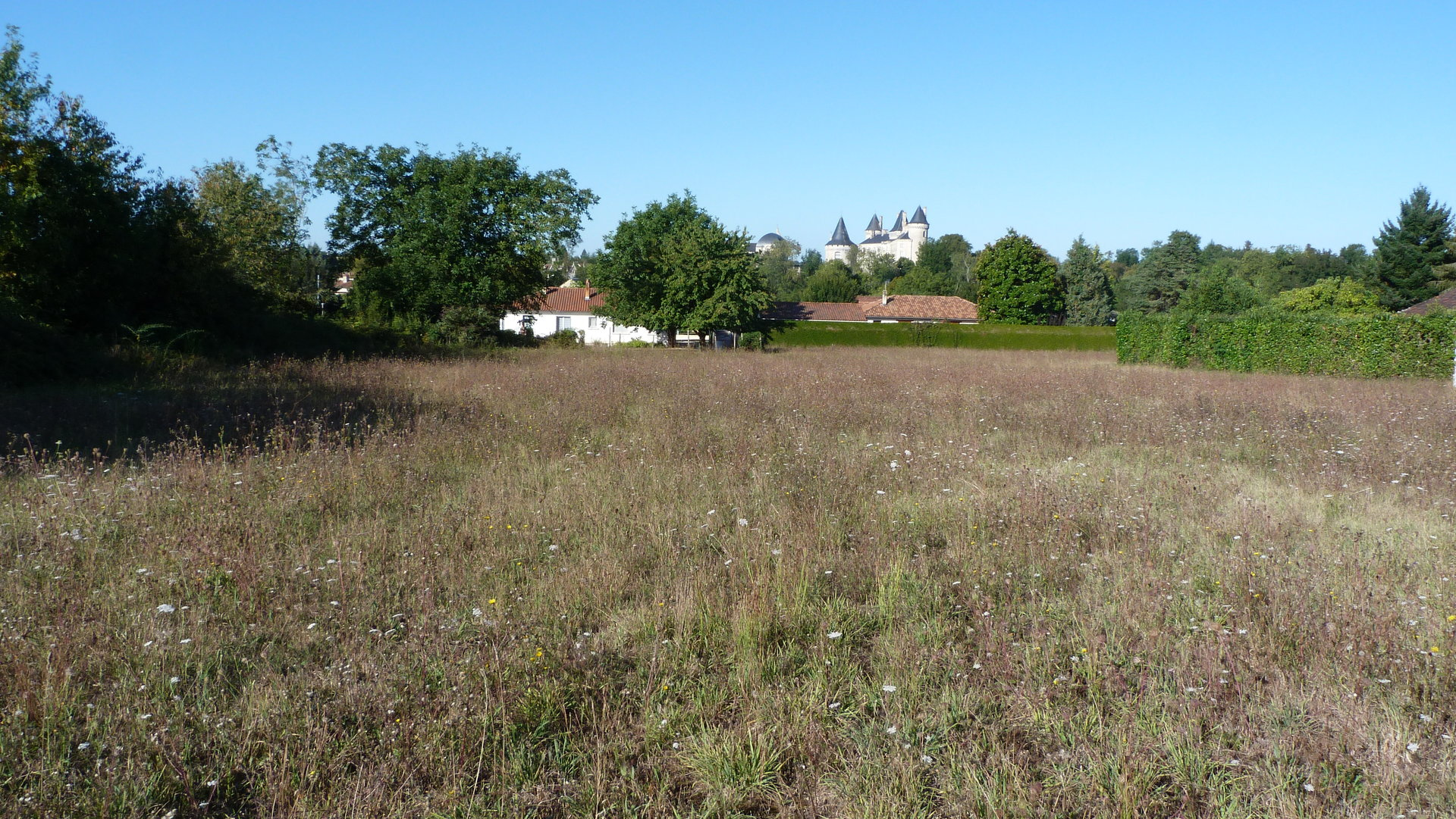 Sale Building land - Verteuil-sur-Charente