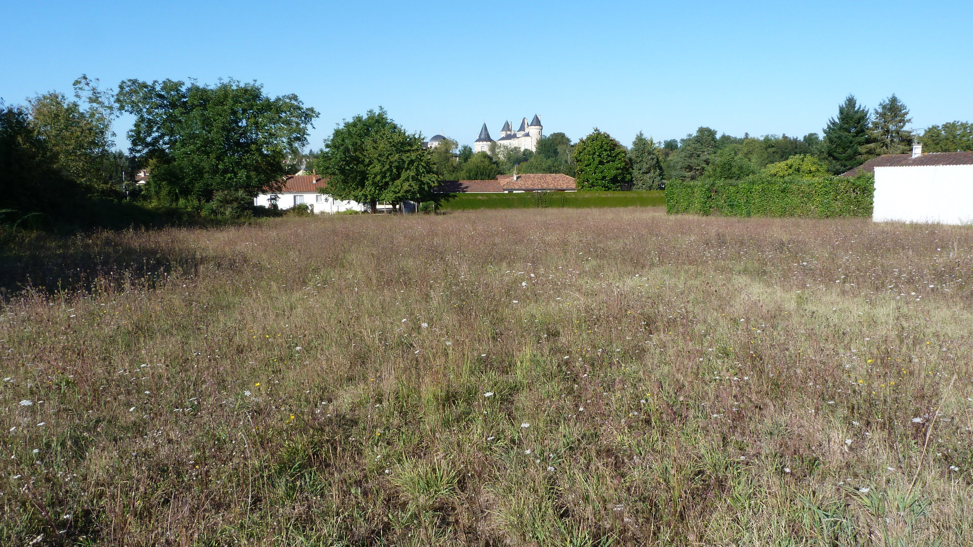 Vente Terrain constructible - Verteuil-sur-Charente