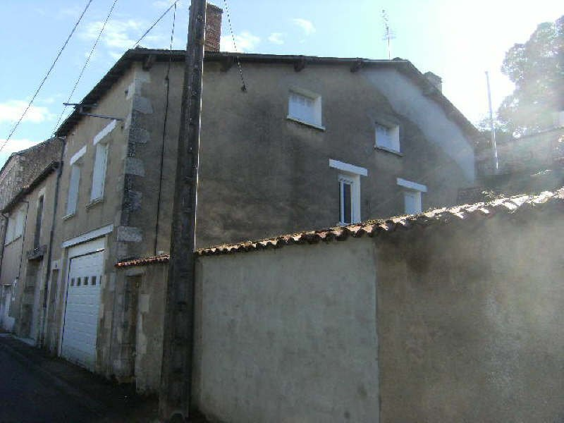 Vente Immeuble - Civray