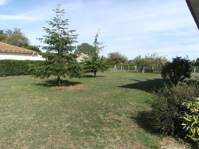 Pavillon entre Civray et Ruffec