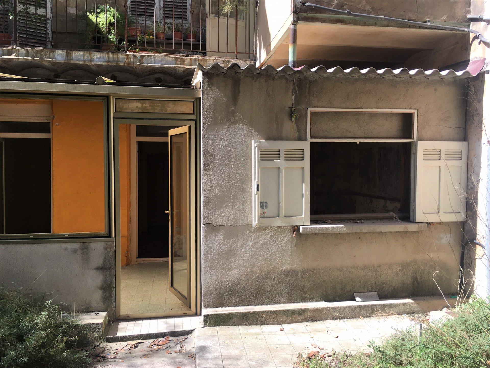 Appartement rez-de-jardin Marseille 5ème