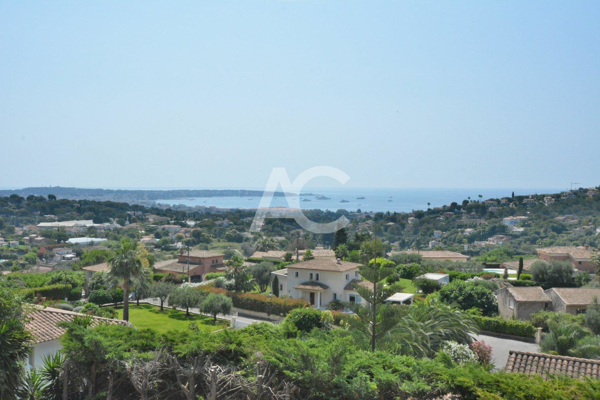 ANTIBES - PANORAMIC SEAVIEW