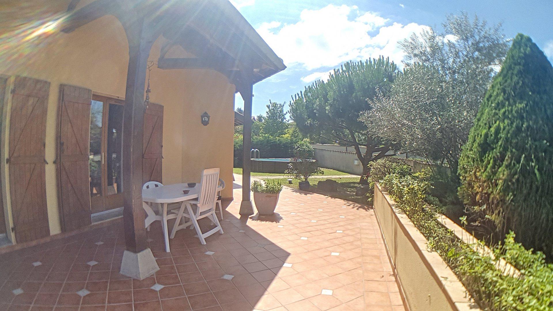magnifique villa plain pied
